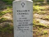 William Henry CRISWELL