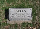 Marvel Linzy GREEN